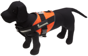 DOG HARNESS, UPLAND, ORANGE