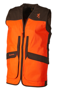HUNTING VEST, UPLAND VISIBILITY