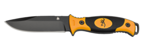 KNIFE, IGNITE, BLACK ORANGE