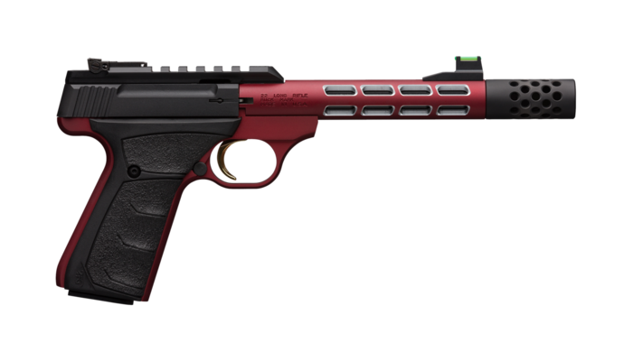 PISTOLER BUCKMARK BUCK MARK VISION RED