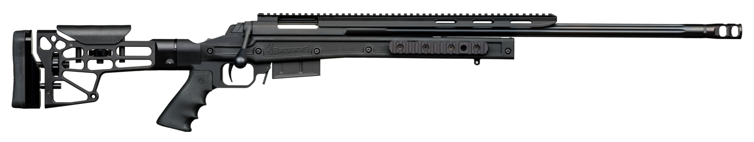 STUDSARE BOLT ACTION X-BOLT SF MDT HS3 CHASSIS BLACK